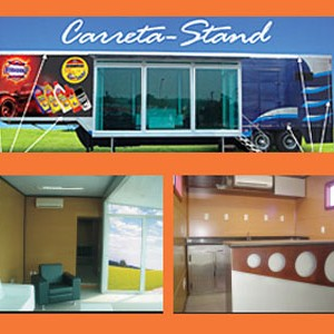Carreta Stand Rodabril